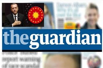 Guardian'dan 'Erdoğan da yazmak istedi' iddiasına tekzip