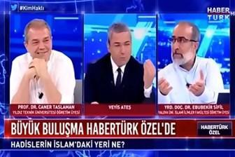 Ne sansür var ne bip! Habertürk TV'de 'kadının cinsel organı nasıl kesilir' tartışması!