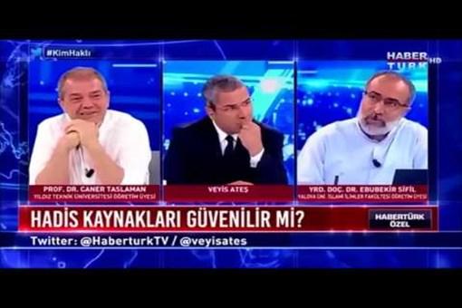 Habertürk TV'de 'kadının cinsel organı nasıl kesilir' tartışması!