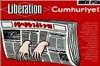 Fransız Liberation'da 6 tam sayfa Cumhuriyet!