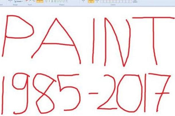 Microsoft'tan kötü haber! Paint'i kaldırıyor!