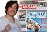 Akşam Gazetesi'nin o manşeti uydurma mı? Muhabir kendini nasıl savundu?