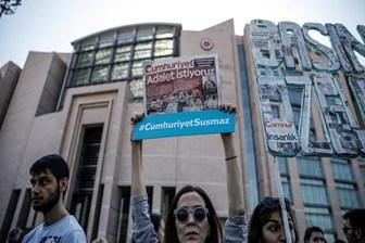 Cumhuriyet Gazetesi Davası'nda flaş gelişme! Hangi isimlere tahliye kararı çıktı?