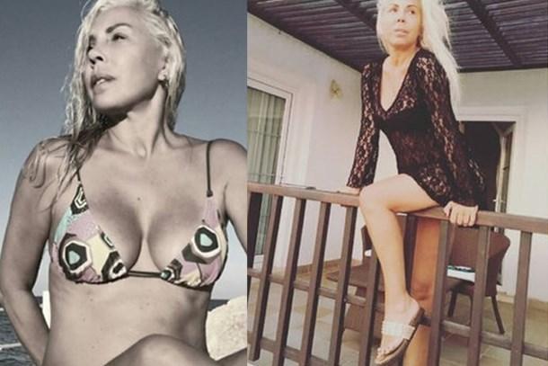 Semiha Yankı'nın bikini paylaşımı sosyal medyayı salladı!