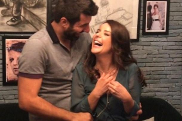 Nursel Ergin, yasak aşkıyla nişanlandı!