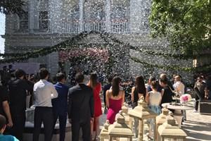 Habertürk TV'nin ünlü ekran yüzü İstanbul Emniyeti'ne gelin gitti!