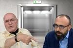 Mevlüt Tezel'den Hıncal Uluç'a 'asansör' itirazı: Yazılacak daha önemli konular var!