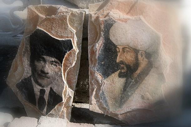 Tüm sultanların annesi Hristiyan; onlar cennetlik, Atatürk kafir, öyle mi?