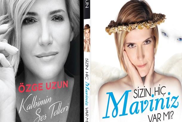 Ünlü ekran yüzünün kitapları 3 dile çevrildi!