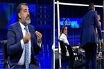 CNN Türk canlı yayınında sert kavga! Programı terk etti, sonra özür diledi!