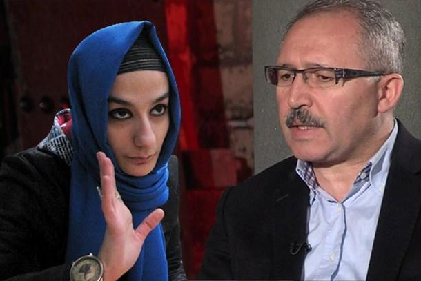 Esra Elönü'den Abdulkadir Selvi'ye