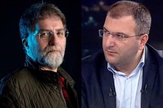 Ahmet Hakan'dan Cem Küçük'e sert tepki: Niye bir AKP'li bu böğüren şaklabana 'Hoşt çüş, oha' demiyor!
