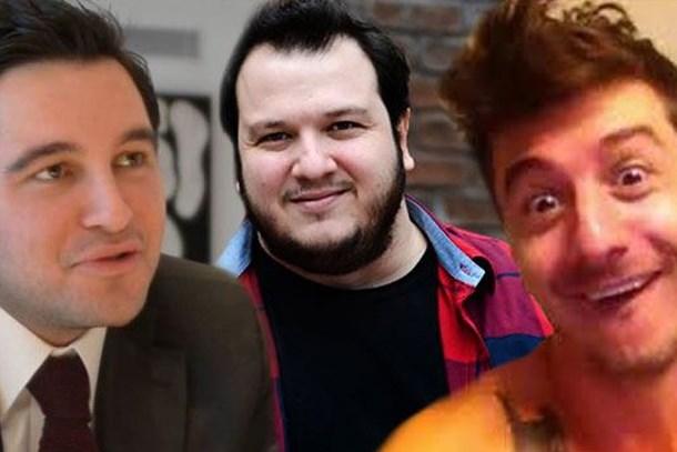 Şahan Gökbakar ve Hacı Sabancı'dan sosyal medya fenomenine tepki!