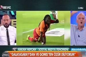Ahmet Çakar'dan Hakan Hepcan'a ağır sözler!