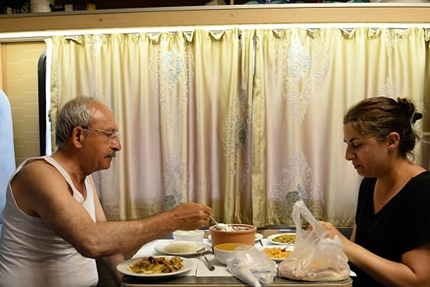 Foto muhabiri anlattı! Kılıçdaroğlu'nun o fotoğrafı nasıl çekildi?