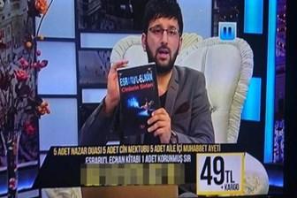 RTÜK fena çarptı: 'Cin mektubu' satan kanala ve Cicişlere ağır ceza!