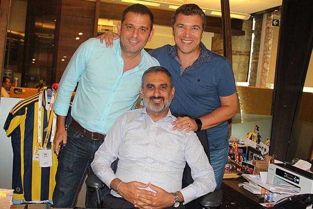 Fatih Portakal ile İsmail Küçükkaya ikili programa mı başlıyor? FOX TV'nin yıldızları Medyaradar'a konuştu!