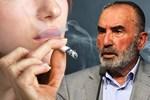 Hayrettin Karaman'dan sigara içen başörtülüleri şoke edecek yazı: Siz benim başımı örttüğüme bakmayın...