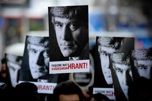 Hrant Dink davasında 4 isme tahliye!