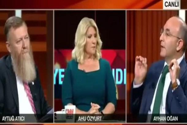 CNN Türk'te tartışma çıkartan sözler: 'Yeni bir devlet kuruyoruz, kurucu lideri de Tayyip Erdoğan'