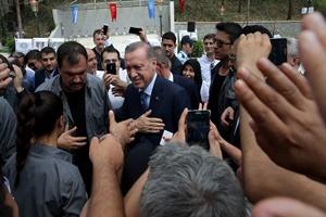 Yıldız Hamidiye Camisi ibadete açıldı