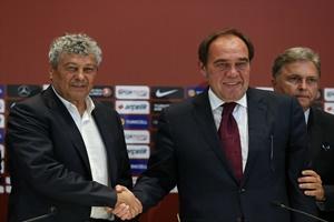 A Milli Futbol Takımı'nda Lucescu dönemi başladı (1)
