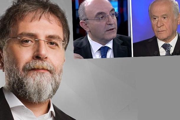 Ahmet Hakan'dan o sözlere tepki: Yeni bir devlet kuruluyorken Devlet Bey ne düşünüyor?