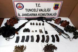 GÜNCELLEME - Tunceli'de terör operasyonu
