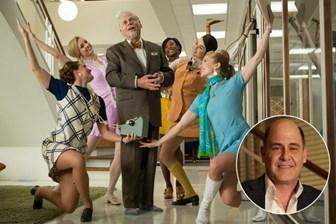 Mad Men'in yaratıcısından yeni dizi! Kadroda Oscar ödüllü yıldız da var!