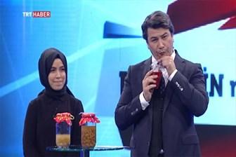 TRT'nin 'fikir' yarışmasında 'organik hoşaf' projesi finale kaldı!