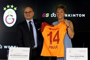 Galatasaray Kulübüne yeni iş ortağı