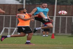 Samsunspor'da transfer çalışması