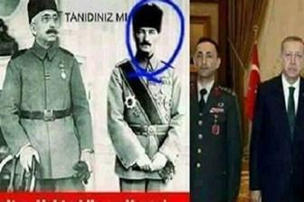 Atatürk'le ilgili skandal paylaşıma soruşturma
