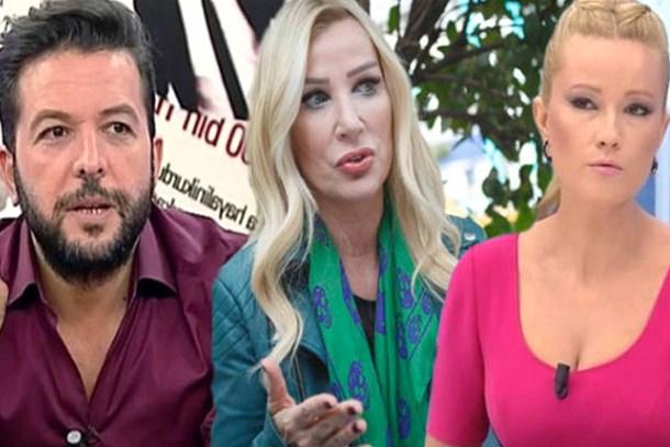 Seda Sayan Nihat Doğan'a bağlandı, Müge Anlı'ya laf çarptı: