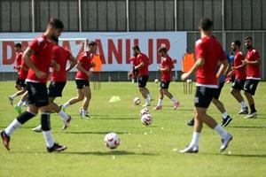 Samsunspor, Altınordu maçı hazırlıklarına başladı