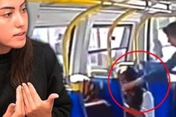 Şortlu kıza minibüste saldırı davasında flaş karar!