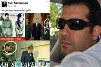 Atatürk'lü 'yaver' paylaşımı tepki çeken belediye çalışanı kovuldu!