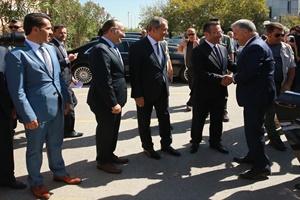 Bakan Arslan, Kocaeli'de sanayicilerle buluştu
