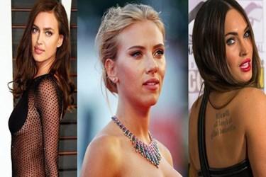 İşte dünyanın en seksi 50 kadını!