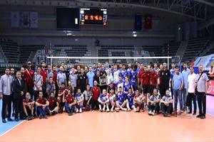 Eren Bülbül Uluslararası Voleybol Turnuvası