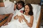 Ünlü oyuncu ikinci kez baba oldu!