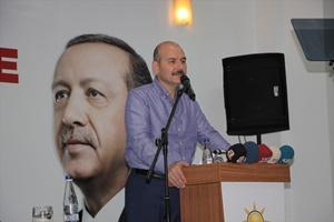 İçişleri Bakanı Soylu: (1)