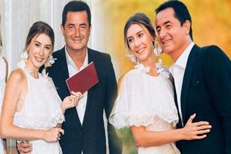 Acun Ilıcalı ile Şeyma Subaşı evlendi... İşte nikahtan ilk kareler