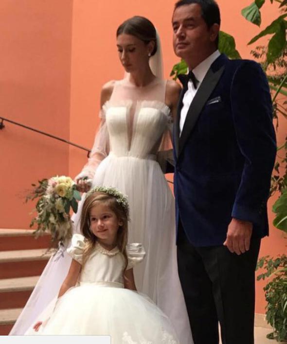 Acun Ilıcalı ile Şeyma Subaşı'nın muhteşem düğünü
