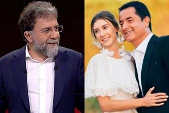 Ahmet Hakan'dan yılın düğününün en'leri: 'Düğün günü Acun'un kanalında Salak Milyoner'in gösterilmesi...'
