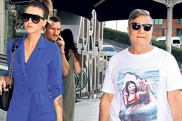 Mehmet Ali Erbil'in sevgilisi Nevin hamile mi?