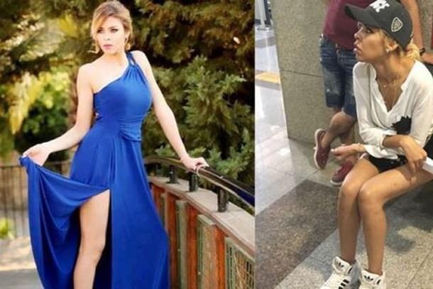 Faslı mankenin İstanbul kabusu! Taksici dövüp cinsel organını tutturdu!