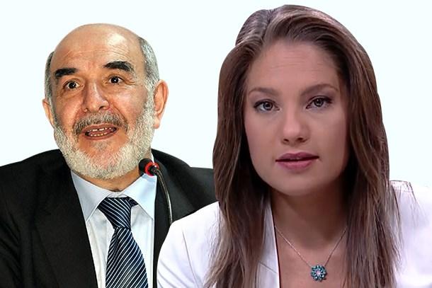 Yeni Akit yazarı hem Ahmet Taşgetiren'i, hem Nevşin Mengü'yü bombaladı: Hadi naş, naş!..