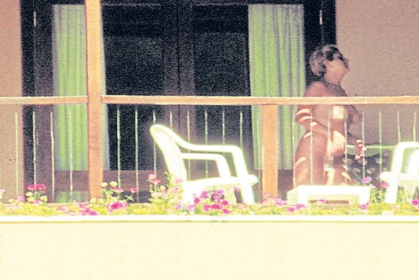 Sibel Can olay balkon fotoğrafıyla ilgili konuştu: