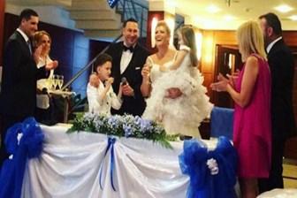 Özge Uzun boşandığı eşiyle ikinci kez nikah masasına oturdu